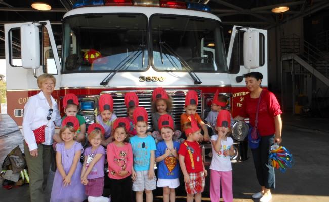 Field trip Sept-Oct 2014 Firehouse
