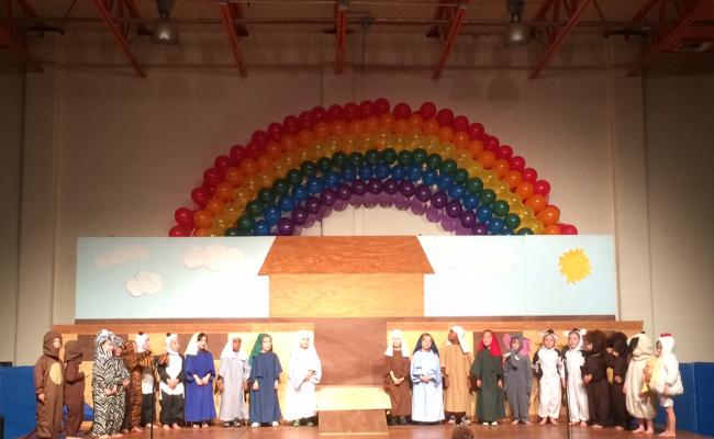 Noah's Ark 2015