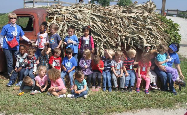 Preschool & K trip to Eckerts 407