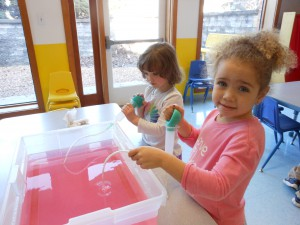 Preschool Classes begin