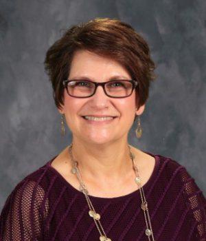 Mrs. Julia Wesche, School Secretary